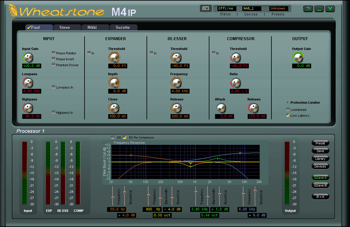 M4 IP 2: Oprogramowanie