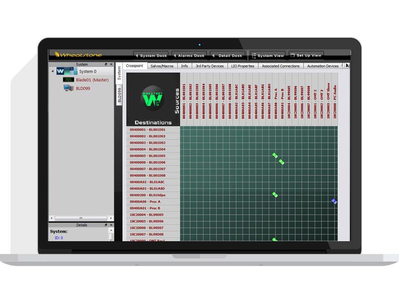 Wheatnet IP Navigator