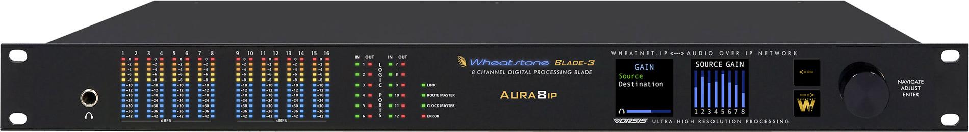 Aura8IP-3: Front